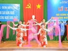 Opening ceremony of the 4th Vocational teachers' teaching festival - Quang ngai province, 2015